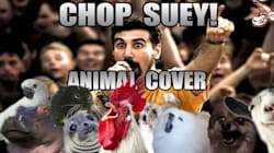 'Chop Suey!', el famoso single de System of a Down, es versionado por