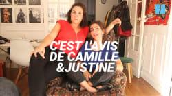 Camille et Justine n'ont vraiment pas compris les goodies de