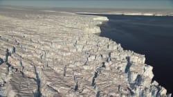 Ce glacier gros comme la France menace toutes les zones côtières du