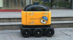 Les robots livreurs arrivent en