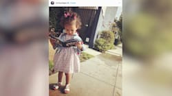 Chrissy Teigen's Daughter Makes Preschool Confession Every Parent