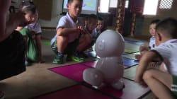 Des petits robots pour assister la maîtresse en