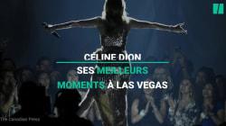 Les meilleurs moments de Céline Dion à Las