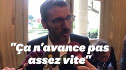 Après le discours de Macron, la déception du plus écolo des députés