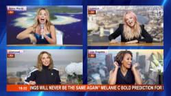 Les Spice Girls ont vraiment hâte de se réunir dans ce clip pour leur