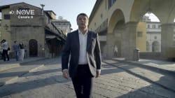 I primi due minuti del documentario di Renzi