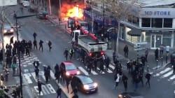 Des pompiers caillassés à Aubervilliers, un magasin