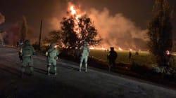 Activan Plan DN-III tras explosión en ducto de