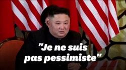 Kim Jong Un a répondu à un journaliste étranger pour la première
