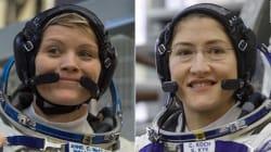 HOUSTON, ABBIAMO UN PROBLEMA (DI OUTFIT) - Salta la prima passeggiata spaziale di sole donne, manca una