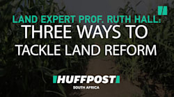 WATCH: 'Here Are 3 Ways To Get Land Reform Right' – Prof. Ruth Hall of