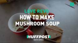 WATCH: How To Make A Divine Winter Mushroom