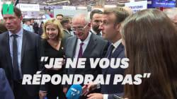 Macron refuse de dire si la France vendra encore des armes aux