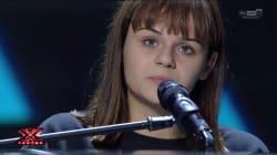 La prima ovazione di X Factor è per Martina, 16 anni, e la sua