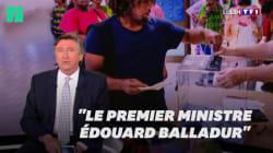 Pendant le JT de TF1, Jacques Legros a fait un sacré
