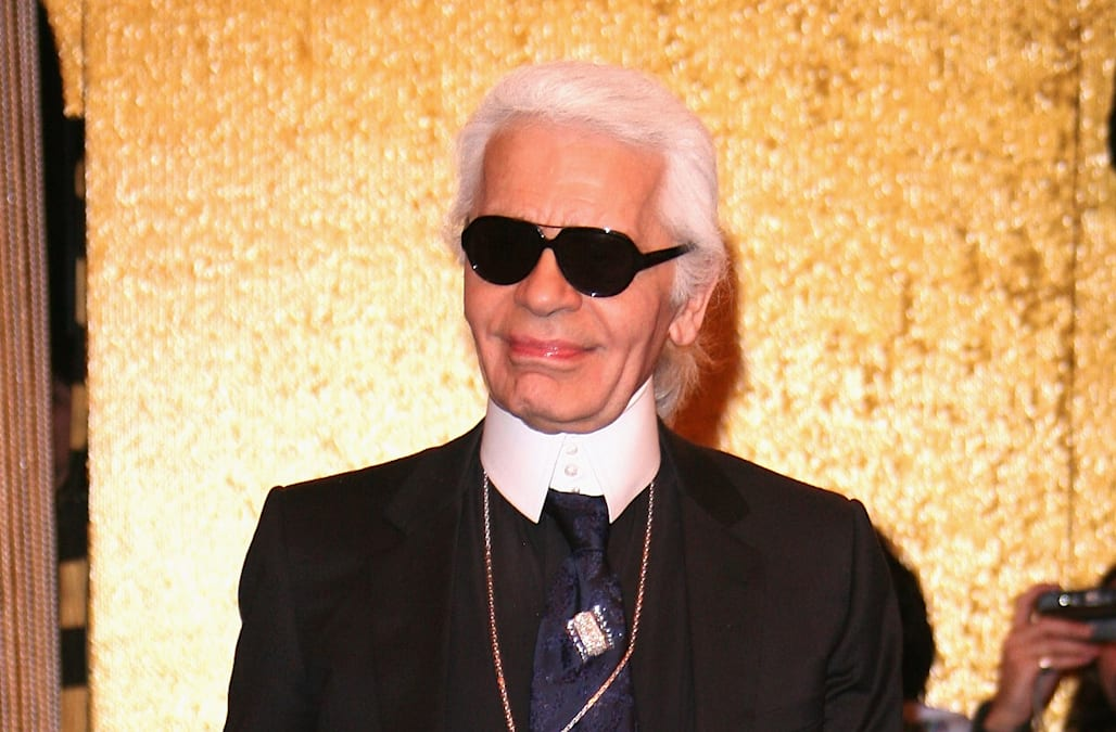 d1124ff31b8b Fashion icon Karl Lagerfeld died on February 19 at the age of 85.