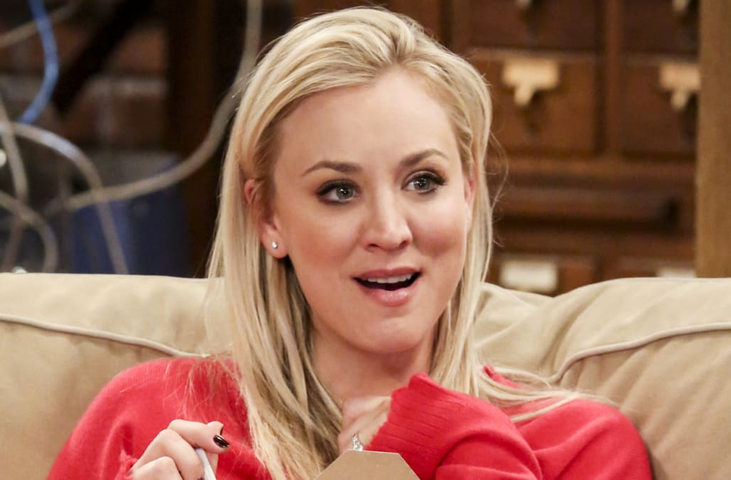 Big Bang Theory' star Kaley Cuoco reveals 'unbelievable' surprise ...
