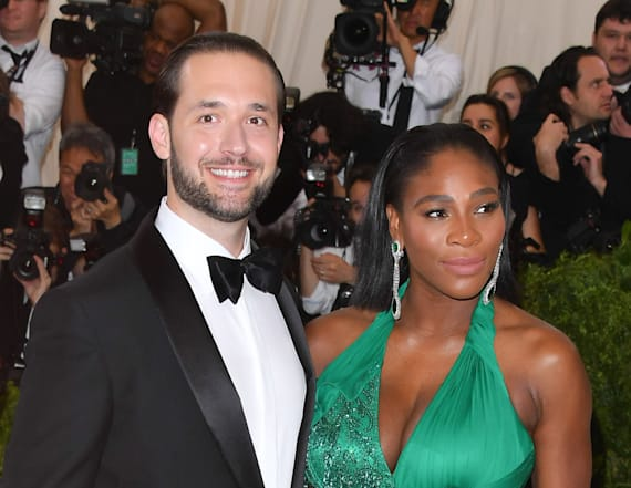 Alexis Ohanian pens love letter to Serena Williams