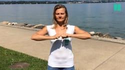 BLOG - 3 postures de yoga pour se préparer avant d'aller