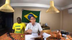 Bolsonaro: 'O que está em jogo não é a democracia e sim a perpetuação da