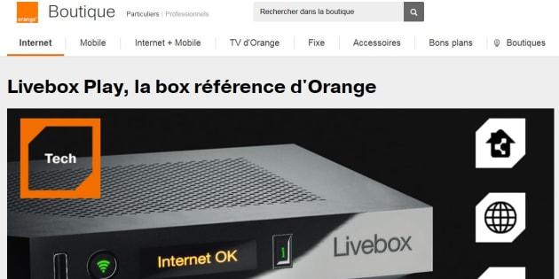 Si Orange suspend la diffusion de TF1, vous pourrez résilier votre abonnement Livebox sans frais