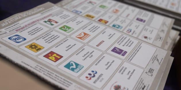 El INE da opciones para que todos los ciudadanos puedan ejercer su derecho al voto.
