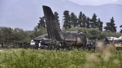 Más de 250 personas mueren en un accidente aéreo en