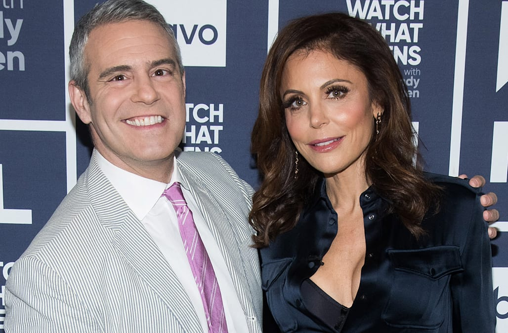 Andy Cohen believes Bethenny will return to 'RHONY': 'We're