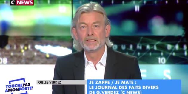 """Bertrand Chameroy prend Gilles Verdez à son propre jeu après sa première """"catastrophique"""""""