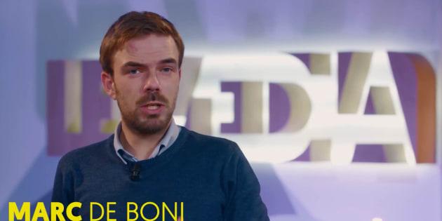 """""""Le Média"""": Marc de Boni, ancien du Figaro, quitte à son tour la webtélé proche des Insoumis"""