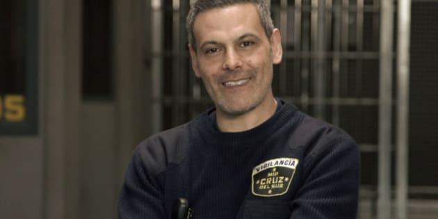 Imagen de archivo del actor Roberto Enríquez.