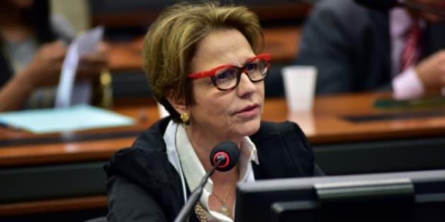 Tereza Cristina foi indicada pela bancada ruralista para o Ministério da Agricultura de Bolsonaro.