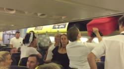 Ryanair echa de un vuelo a Alicante a un grupo de chicas por comportarse como