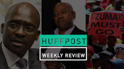 HuffPost Weekly Review: Gigaba Smokes 'Mediocre' Mkwhebane, BLSA Backhands 'Corrupt' Businesses, And Cosatu Claps Back On
