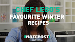 WATCH: Chef Lebo's Recipes For Warming Winter