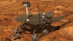 Le rover martien Opportunity sur le point d'être abandonné par la