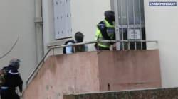 En décembre 2017, Arnaud Beltrame dirigeait une simulation d'attentat dans un