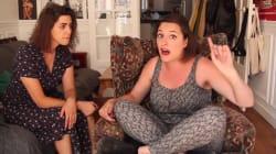 Camille et Justine ont une question à poser aux