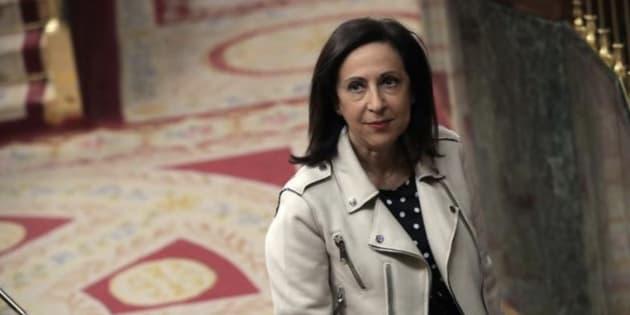 Imagen de archivo de la ministra de Defensa, Margarita Robles.
