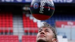 Neymar, un 10