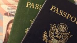 未成年への性犯罪の前科者のパスポートに特別な