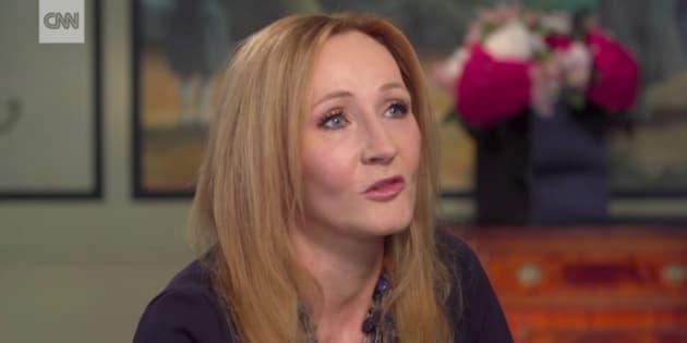 J.K. Rowling a écrit un nouveau livre (mais vous risquez de ne jamais en voir la couleur)