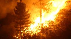 Cinq pompiers blessés dans un violent incendie en