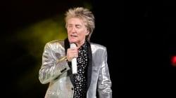 Un Rod Stewart festif et rétro au Centre