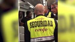 Denuncian una presunta agresión racista por parte de vigilantes de Renfe Cercanías