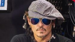 Johnny Depp en vedette dans le nouveau clip de Marilyn