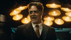 Russell Crowe Hulks Out As Dr Jekyll And Mr Hyde In 'The Mummy'
