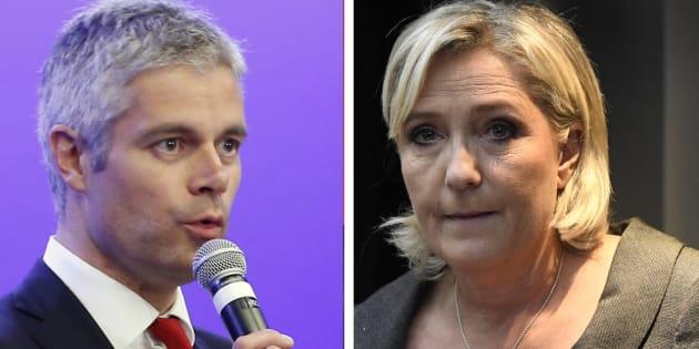 Attentat de Trèbes: ce qui sépare (et rapproche) Marine Le Pen et Laurent Wauquiez