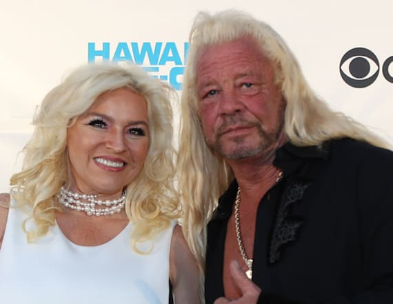 Dog the Bounty Hunter has lost 17 pounds
