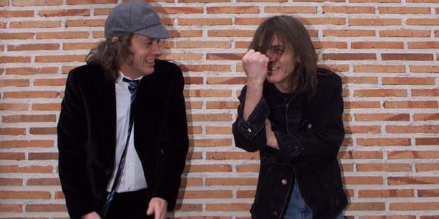 """Malcolm Young, """"force motrice"""" derrière AC/DC, avait quitté le groupe à cause de sa démence"""